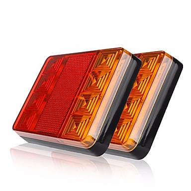 ZIQIAO Motor Lampen Achterlicht For Universeel