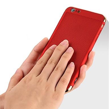 Fall für Apfel iphone 6s plus 6 plus Fallabdeckung Überzug rückseitige Abdeckungsfall Normallack harter PC für Apfel iphone 6s 6