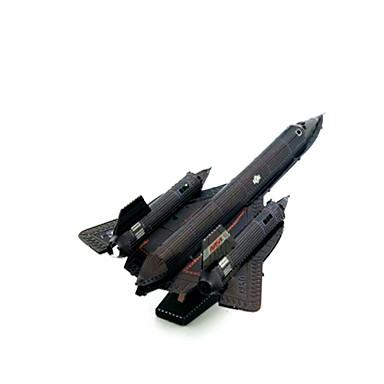 Puzzle Puzzle Metal Jucarii Pasăre Aeronavă Luptător 3D Reparații Articole de mobilier Oțel inoxidabil Cooper MetalPistol Ne Specificat