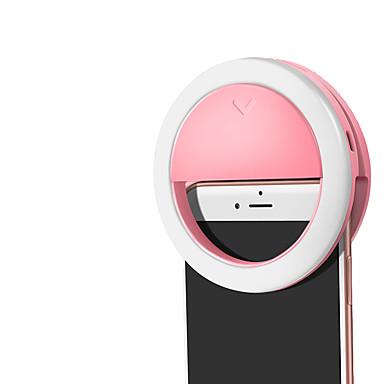 دياني xmyd01 أدى ضوء البلاستيك الهاتف المحمول عدسة لالروبوت الهاتف المحمول فون