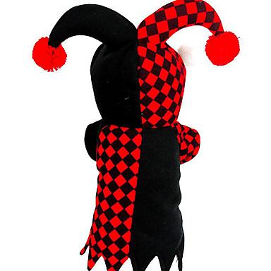 Câine Costume Crăciun Îmbrăcăminte Câini Crăciun Crăciun Halloween Crăciun Costume Pentru animale de companie