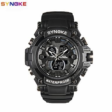 Herrn Modeuhr Armbanduhr Einzigartige kreative Uhr Digitaluhr Sportuhr Militäruhr Kleideruhr Smart Watch Chinesisch Quartz digital Alarm