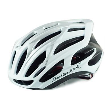 Fahrradhelm Helm ASTM Radsport 25 Öffnungen Extraleicht(UL) Sport Jugend Bergradfahren Straßenradfahren Freizeit-Radfahren Radsport /