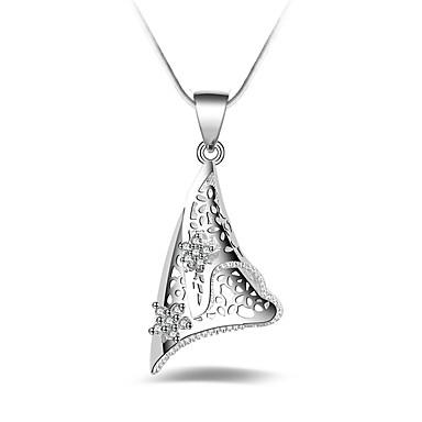 Pentru femei Geometric Shape Clasic Modă Coliere cu Pandativ Diamant sintetic Aliaj Coliere cu Pandativ . Petrecere Zilnic Serată Scenă