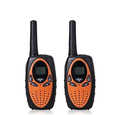 2pcs mini walkie talkie copii radio 1w uhf frecvență portabil hf transceiver sună radio copii cadou
