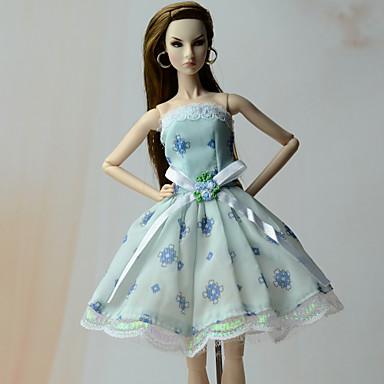 الفساتين فساتين إلى الدمية باربي فساتين إلى لفتاة دمية لعبة