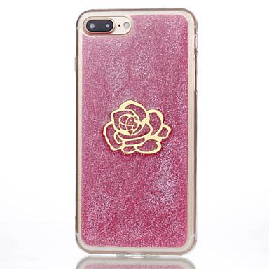 Pentru Apple iphone 7 plus 7 caz telefon tpu material dijiao floare blitz telefon caz pudră 6s plus 6plus 6s 6
