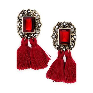 Pentru femei Cercei Picătură Vintage La modă Aliaj Square Shape Bijuterii Pentru Zilnic Casual