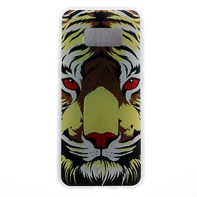 Hülle Für Samsung Galaxy S8 Plus S8 Muster Rückseitenabdeckung Tier Weich TPU für S8 S8 Plus S7 edge S7 S6 edge S6