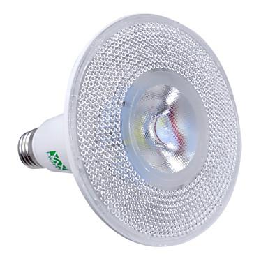 YWXLIGHT® 18W 1700-1800 lm E27 Lumini Par LED PAR38 18 led-uri SMD 3030 Intensitate Luminoasă Reglabilă Decorativ Alb AC85-265 AC 110-220