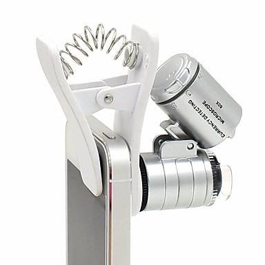 1 buc Ochelari Mărire LED-uri de lumină de noapte Alb Buton Acumulator alimentat Ușor de Purtat <5V Ochelari Mărire