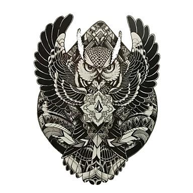 Serie de Animale Dame Bărbați Adolescent tatuaj flash Tatuaje temporare