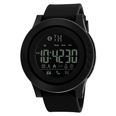 SKMEI Heren Sporthorloge Dress horloge Slim horloge Modieus horloge Digitaal horloge Japans Digitaal Kalender Waterbestendig alarm
