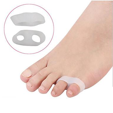 Picior Mesager Toe Separatoare & Pad bunion Masaj Corector Postură Protector ortetic Usureaza durerea Masaj