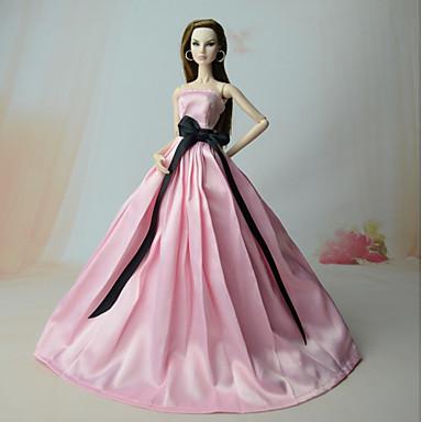Rochii Rochii Pentru Barbie Doll Poli/Bumbac Rochie Pentru Fata lui păpușă de jucărie