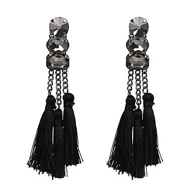 Pentru femei Cercei Picătură Acrilic Ciucure Modă Aliaj Geometric Shape Bijuterii Petrecere Costum de bijuterii
