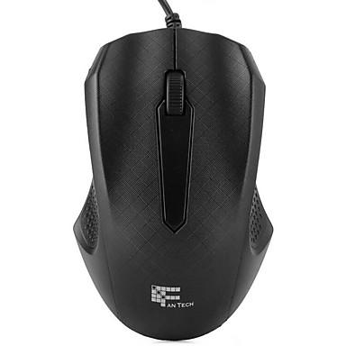 fantech t530 mouse-ul de birou cu fir 3 butoane mouse-ul computer optic cu 1000dpi