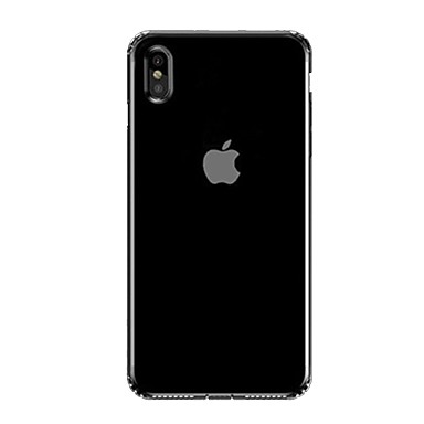 Capinha Para Apple iPhone X iPhone X iPhone 8 iPhone 8 Plus Transparente Capa traseira Transparente Macia TPU para iPhone X iPhone 8 Plus