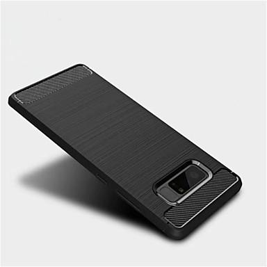 Maska Pentru Samsung Galaxy Note 8 Mătuit Carcasă Spate Culoare solidă Moale TPU pentru Note 8