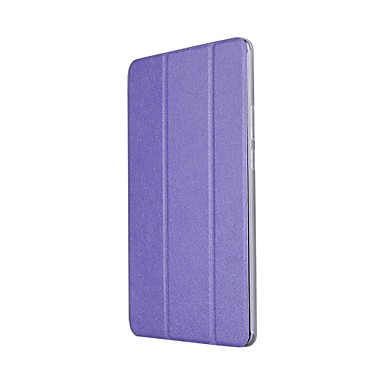 Maska Pentru Huawei Carcasă Telefon Cazuri pentru tablete Culoare solidă Greu PU piele pentru