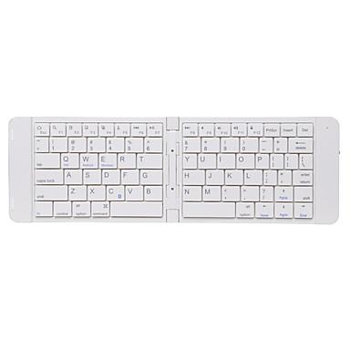Bluetooth tastatura de birou Subțire Pliabil Taste Chiclet Pentru Windows 2000/XP/Vista/7/Mac OS Android OS iOS iPad mini 3 iPad Air iPad