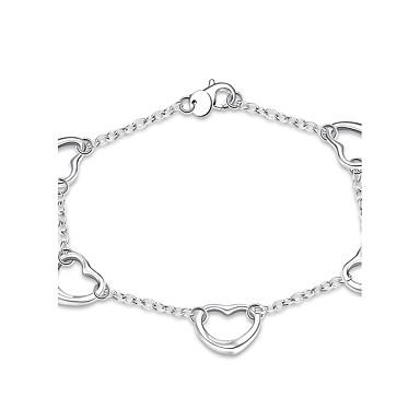 Pentru femei Brățară Bijuterii Design Basic Inimă Argilă Heart Shape Bijuterii Pentru Petrecere Zilnic