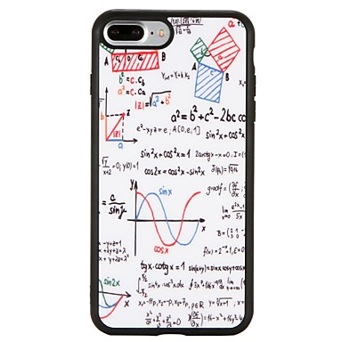 iPhone Per iPhone retro 7 agli per 7 Fantasia Resistente iPhone Plus Plus 06234140 iPhone TPU Apple Morbido disegno Custodia 7 Geometrica urti Per EAnxFSqE