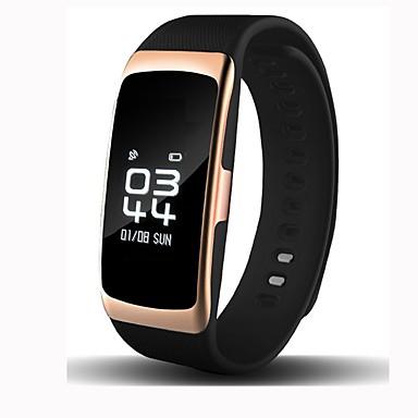 Brățări Smart Android iOS Rezistent la Apă Calorii Arse Pedometre Înregistrare Exerciţii Monitor Ritm Cardiac Ceas cu alarmă Ecran tactil