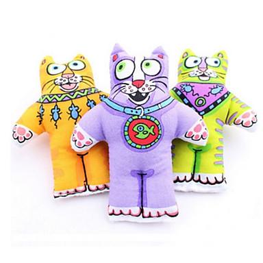 Jucării de Mestecat Durabil Material Textil Pentru Jucărie Pisică