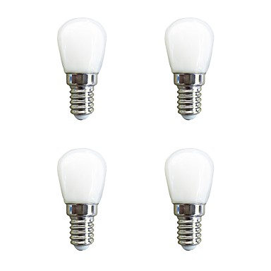 4pcs 2 W 160 lm E14 Ampoules Globe LED 26 Perles LED SMD 2835 Blanc Chaud / Blanc 220-240 V