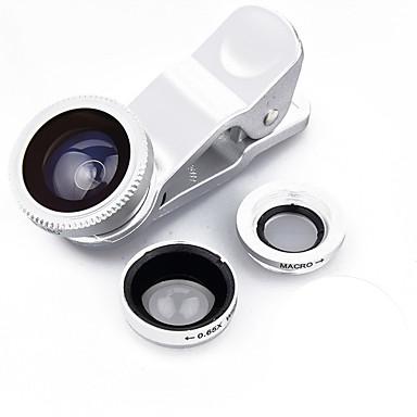 shuotu stjt0001 telefon mobil 180 lentilă pentru ochi de pește 0.65x obiectiv cu unghi larg 10x sticlă de aluminiu din aliaj de aluminiu