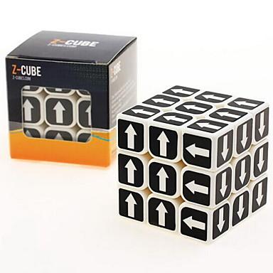 cubul lui Rubik 3*3*3 Cub Viteză lină Cuburi Magice Alină Stresul puzzle cub Competiție Clasic Cadou Fun & Whimsical Unisex