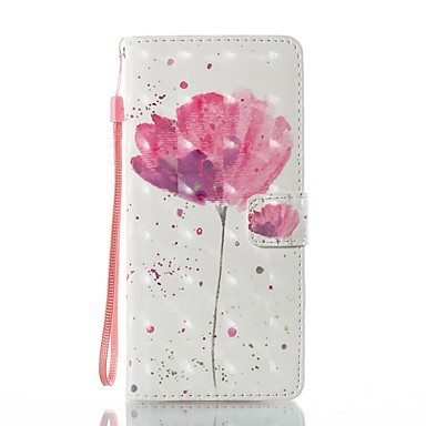 Maska Pentru Samsung Galaxy Note 8 Titluar Card Portofel Cu Stand Întoarce Model Carcasă Telefon Floare Greu PU piele pentru Note 8