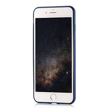 unita retro Custodia 7 iPhone iPhone 7 Per 7 Plus Apple Plus Resistente Morbido 7 6s iPhone sottile Ultra 06198816 urti Per Tinta Plus iPhone agli iPhone TPU per fZZrxXOqw