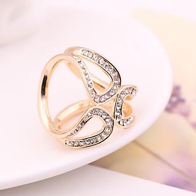 Pentru femei Broșe - Ștras Clasic, Modă Broșă Auriu / Argintiu Pentru Zilnic / Casual
