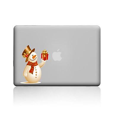 MacBook Carcase pentru Transparent Crăciun PVC Noul MacBook Pro 15