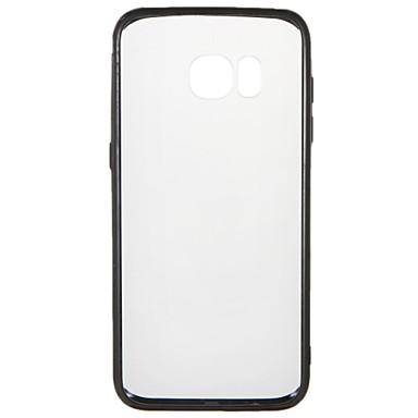 Maska Pentru Samsung Galaxy S8 Plus S8 Transparent Carcasă Spate Transparent Moale TPU pentru S8 S8 Plus S7 edge S7
