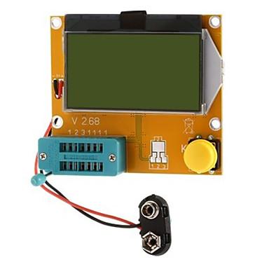 lcr - t4 - h tranzistor tester esr scr metru pentru proiect diy