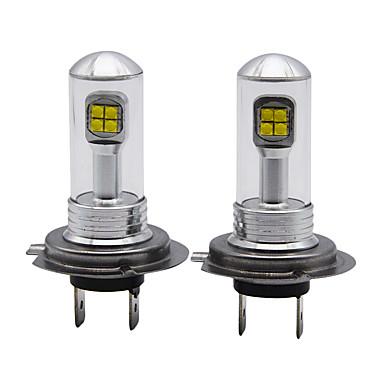 cheap Car Headlights-Ultra Bright Lightness H7 Foglight Low Beam Headlight Replacement Bulb 5500K-6000K White Color