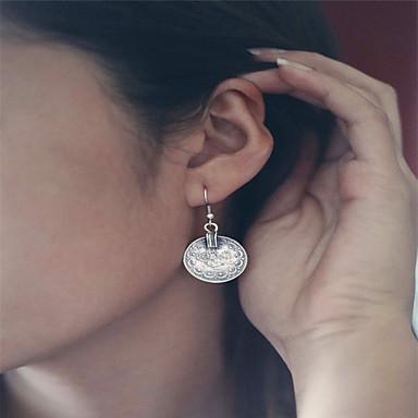 Damskie Kolczyki zwisają Biżuteria Wiszący Wisiorek Vintage Artystyczny euroamerykańskiej Stop Inne Biżuteria Codzienny Casual Biżuteria