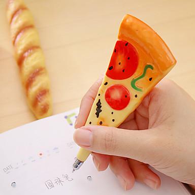 1 ποντίκι προσομοίωση πίτσα μαγεία μαύρο μελάνι στυλό μελάνι