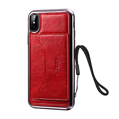 X Per Custodia iPhone Resistente Porta unica credito Plus 7 iPhone Con iPhone X Apple supporto di 06316745 Tinta Per iPhone retro 7 iPhone 8 carte 8pwd8r