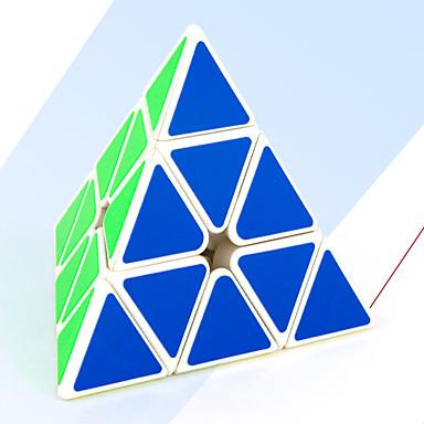 Rubiks kubus MoYu Pyramid Soepele snelheid kubus Magische kubussen Educatief speelgoed Anti-stress Puzzelkubus Gladde sticker Anderen