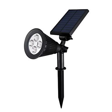 cheap Smart Lights-SPLV10 Solar Spotlight Home Courtyard Sensor Lights to Insert the Landscape Lights