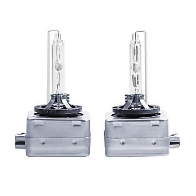 economico Fari auto-otolampara 2 pezzi bianco genuino 35w 6000k d1s lampada allo xeno nascosta