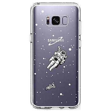 Case For Samsung Galaxy S8 Plus S8 Ultra-thin Transparent Pattern Back Cover sky Soft TPU for S8 Plus S8 S7 edge S7 S6 edge plus S6 edge