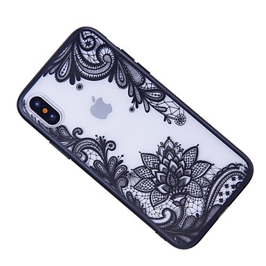 iPhone stampa Per 8 pizzo per iPhone retro Custodia X Fantasia 8 Resistente Plus 06273338 Per La PC iPhone 8 iPhone X iPhone in disegno Apple HOx8TqgwxP