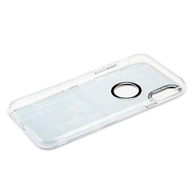 Plus disegno urti retro iPhone 06286218 Vista Per Fantasia TPU Apple iPhone Morbido agli 8 Resistente iPhone città per Per Custodia della 8 X qOZwgBx8P
