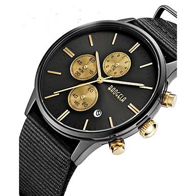6f0e25f4b رخيصةأون ساعات الرجال-رجالي ساعة رياضية ساعة المعصم ياباني كوارتز أسود /  الأبيض / أزرق