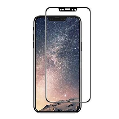 voordelige iPhone X screenprotectors-AppleScreen ProtectoriPhone X High-Definition (HD) Voorkant- & achterkantbescherming 2 pcts Gehard Glas